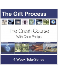 THE GIFT PROCESS - THE CRASH COURSE 2016 - DISCOVER, RECEIVE & SHARE YOUR GIFT WITH THE WORLD - MP3